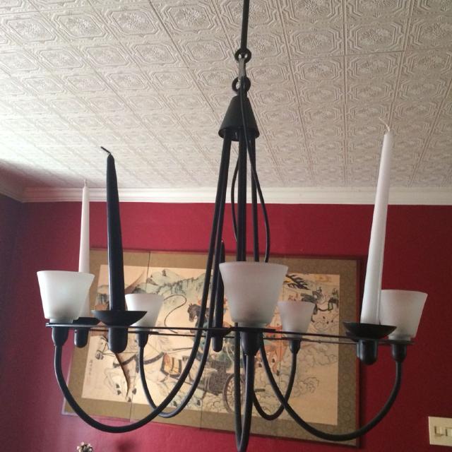Best candelabra ceiling light from ikeawe are changing to ceiling candelabra ceiling light from ikeawe are changing to ceiling fan and no longer need aloadofball Gallery