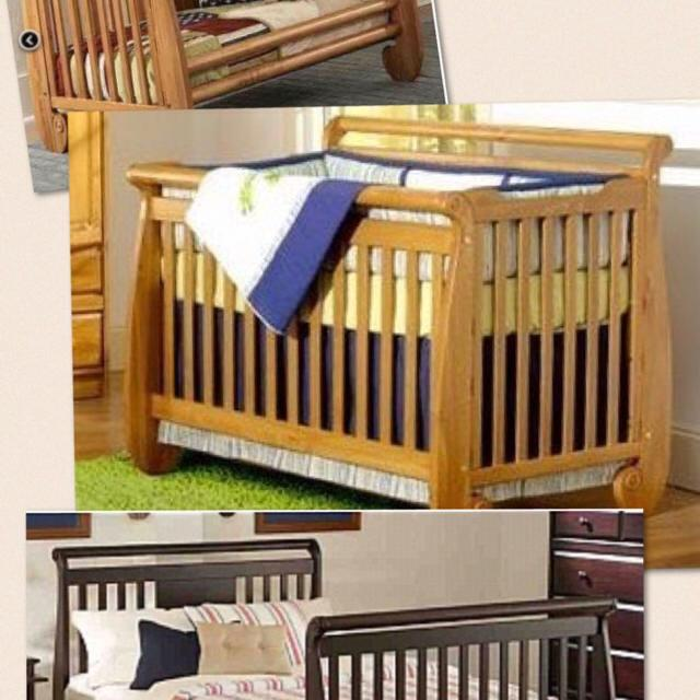 Best reduced price baby 39 s dream serenity convertible for Best value baby crib