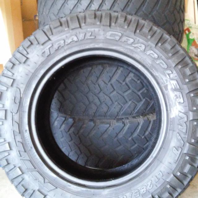 Best 4 Trail Grappler M T Lt 285 65r18 For Sale In Fort Lewis