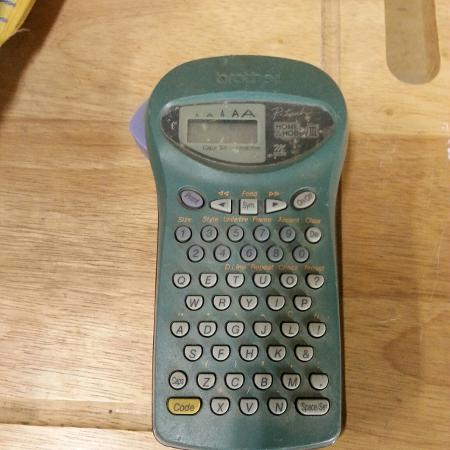Label maker New in box. for sale  Canada