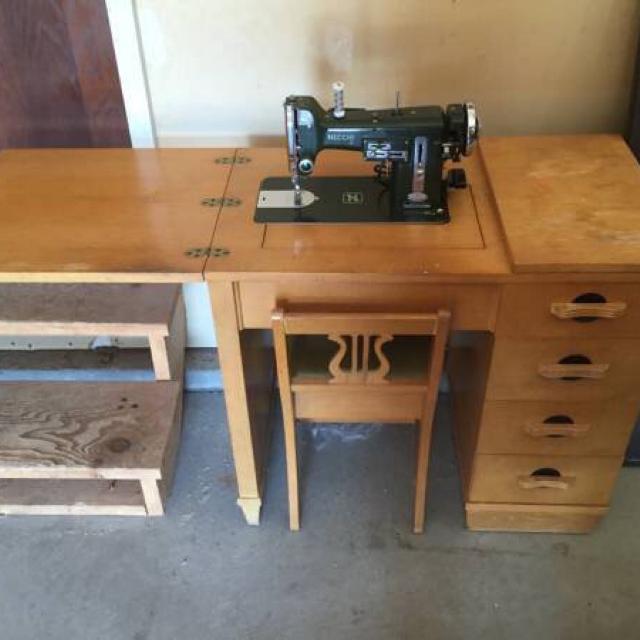 Best Necchi Bu Nova Sewing Machine For Sale In Wichita Kansas For 40 Inspiration Necchi Sewing Machine