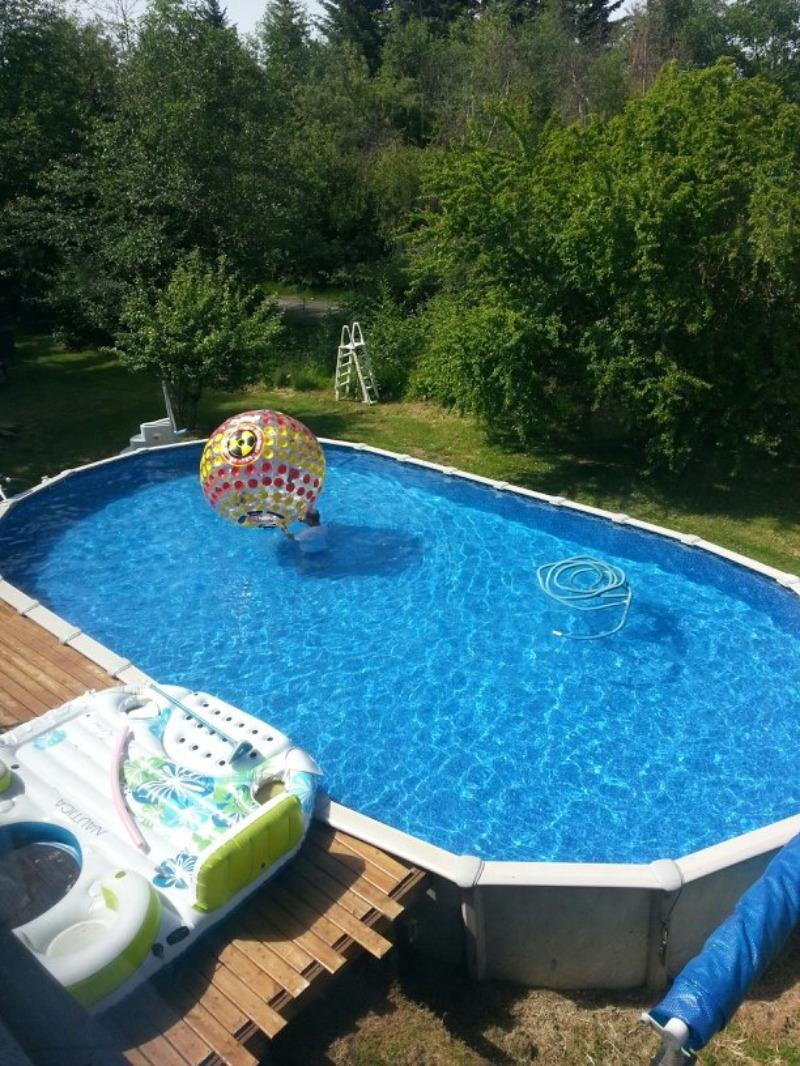Best Huge Above Ground Swimming Pool for sale in Nanaimo ...