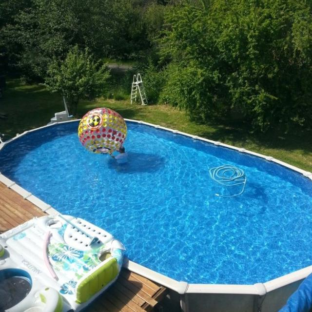 Best Huge Above Ground Swimming Pool for sale in Nanaimo a1270b4433c6