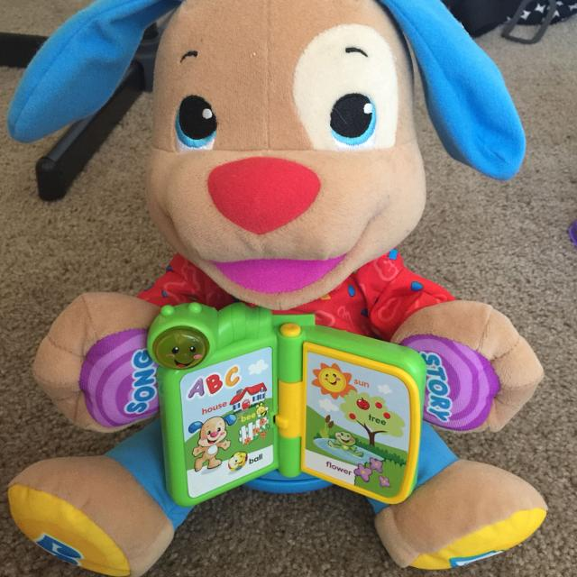 Find More Fisher Price Talk And Learn Dog Toy Brand New My