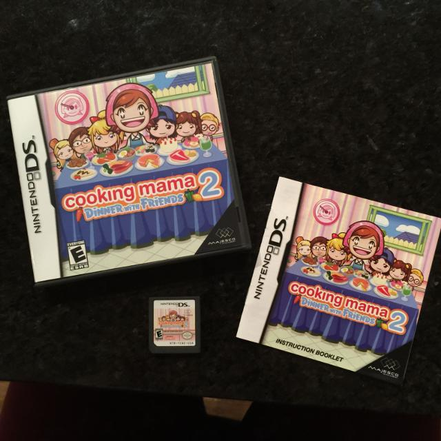 Blog#2 cooking mama – comm 410: computer game studies.
