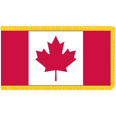 **NEW** Canada Flag w/Fringes for sale  Canada
