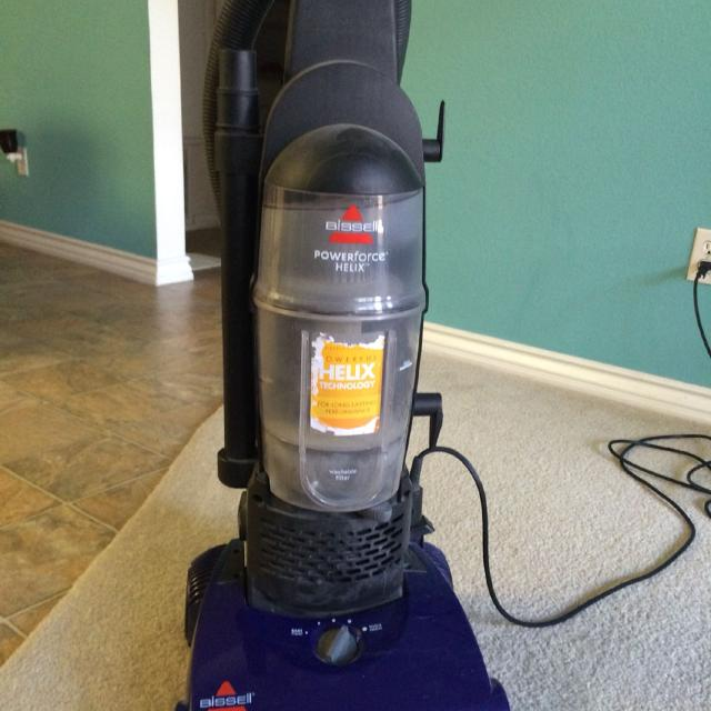 Find More Bissell Powerforce Helix Vacuum Cleaner For Sale At Up To
