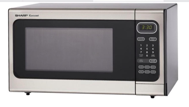 panasonic 1100 watt microwave manual