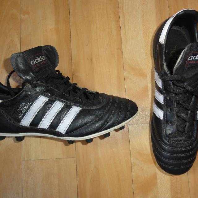 465a25219 Best Adidas Copa Mundial Leather Football Boots Size 6 Worn