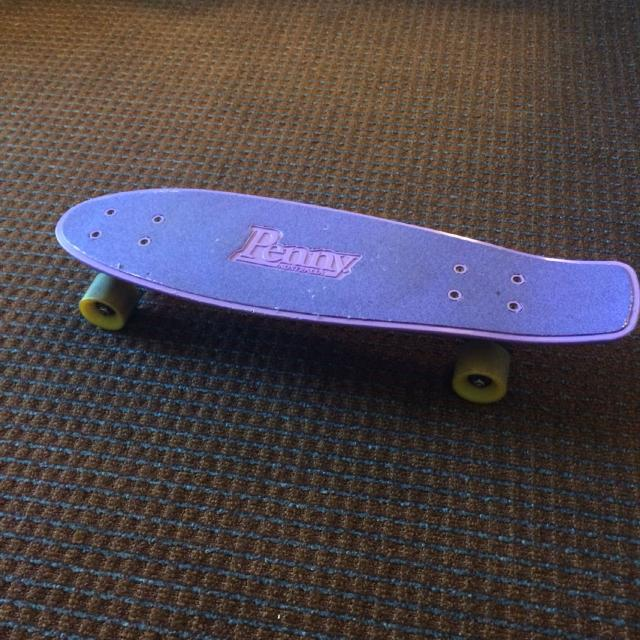 best slightly used penny nickel board great condition for sale