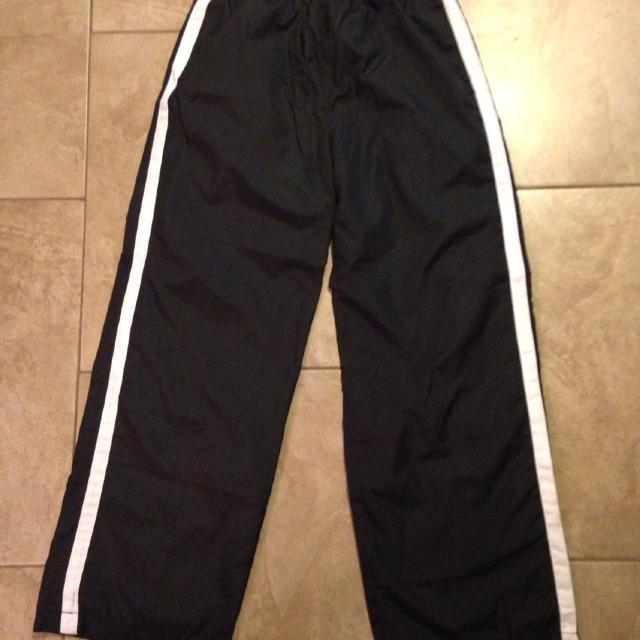 Find More Athletic Pants Girls 12 14 Black Mesh Inner Lining