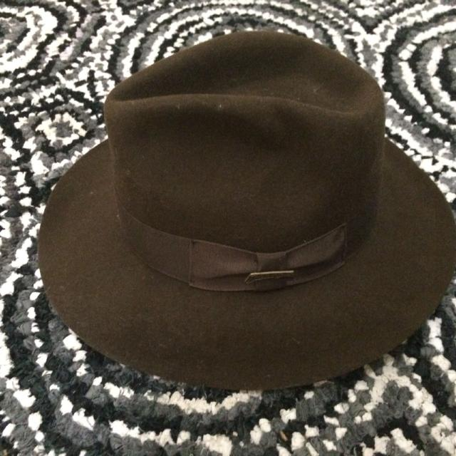 Find more Indiana Jones Hat From Disneyland. Worn For 2 Hours ... c9a66615025