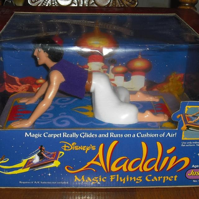 Find More Aladdin Magic Carpet Toy For Sale At Up To 90 Off