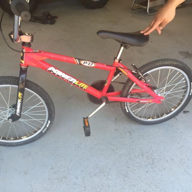 Find More Power Lite P17 Model Bmx Bike For Sale At Up To 90 Off