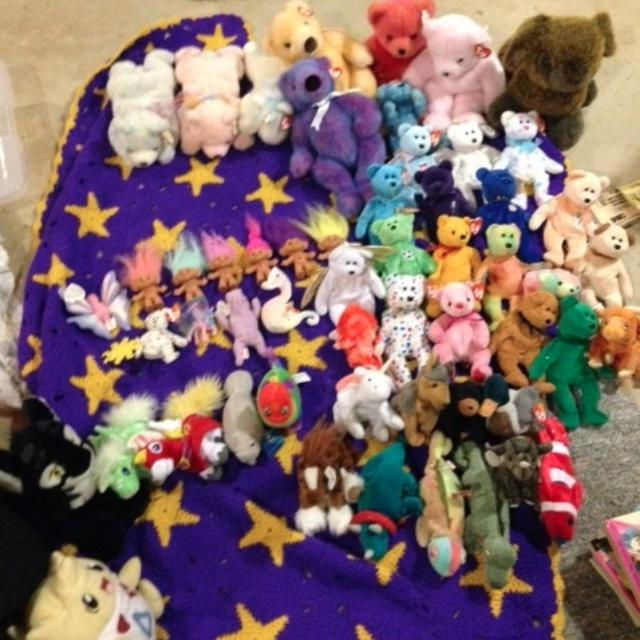 Best Many Ty Beanie Babies classics neopets gem Troll For Sale! for sale in  Peoria 2aa92e8109d