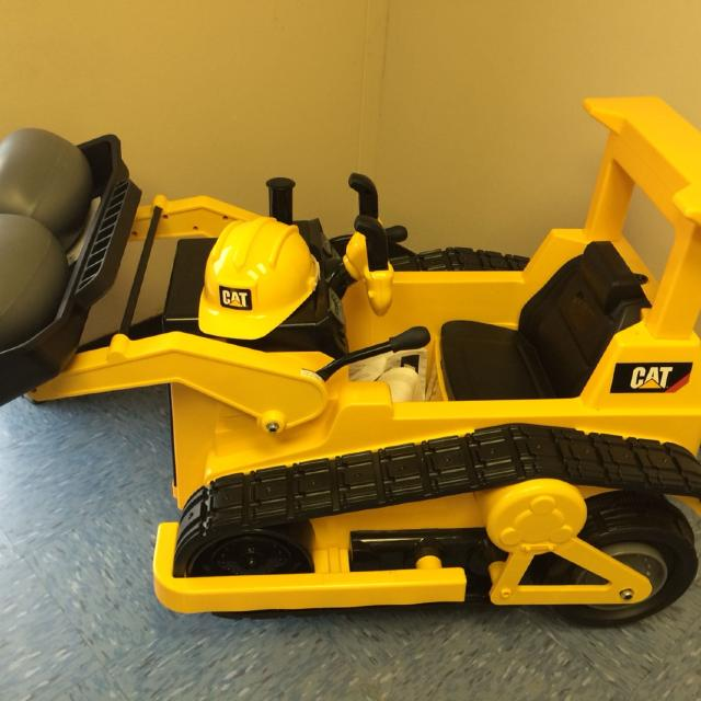 Best Kid Trax Cat Bulldozer For Sale In Braun Road San