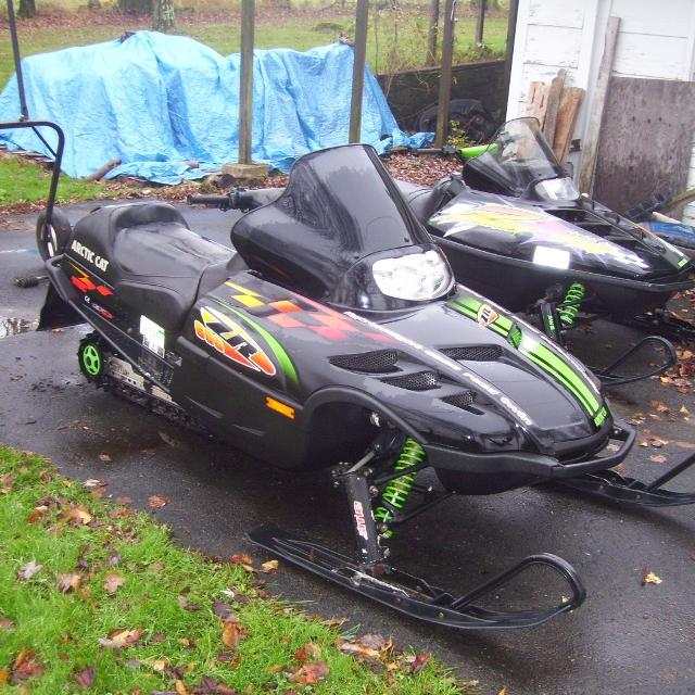 Best 1999 Arctic Cat Zr 600 Limited Edition Efi For Sale In Jeffersonville New York 2019