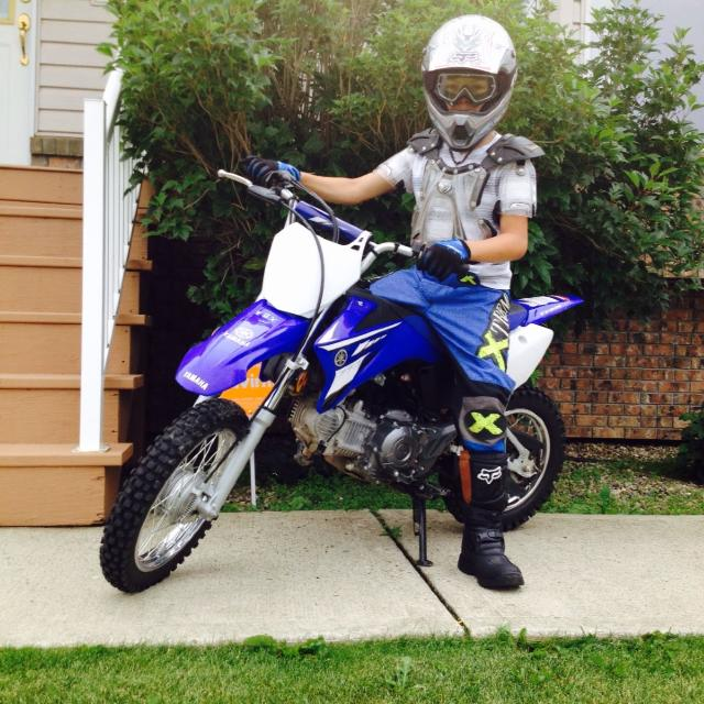 Best 2009 Ttr 110 4 Stroke Yamaha for sale in Dawson Creek, British ...