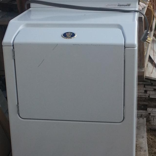 Find More Maytag Neptune Dryer Used Works Great Will Fit
