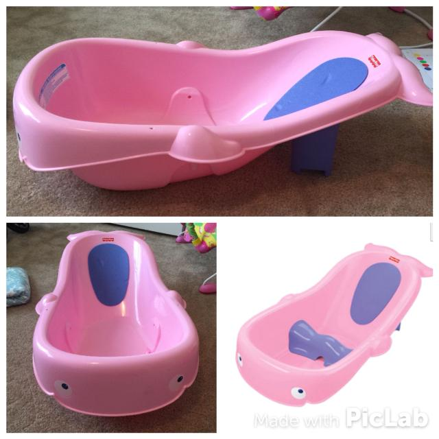 Find More Fisher Price Pink Whale Bathtub For Sale At Up To 90 Off