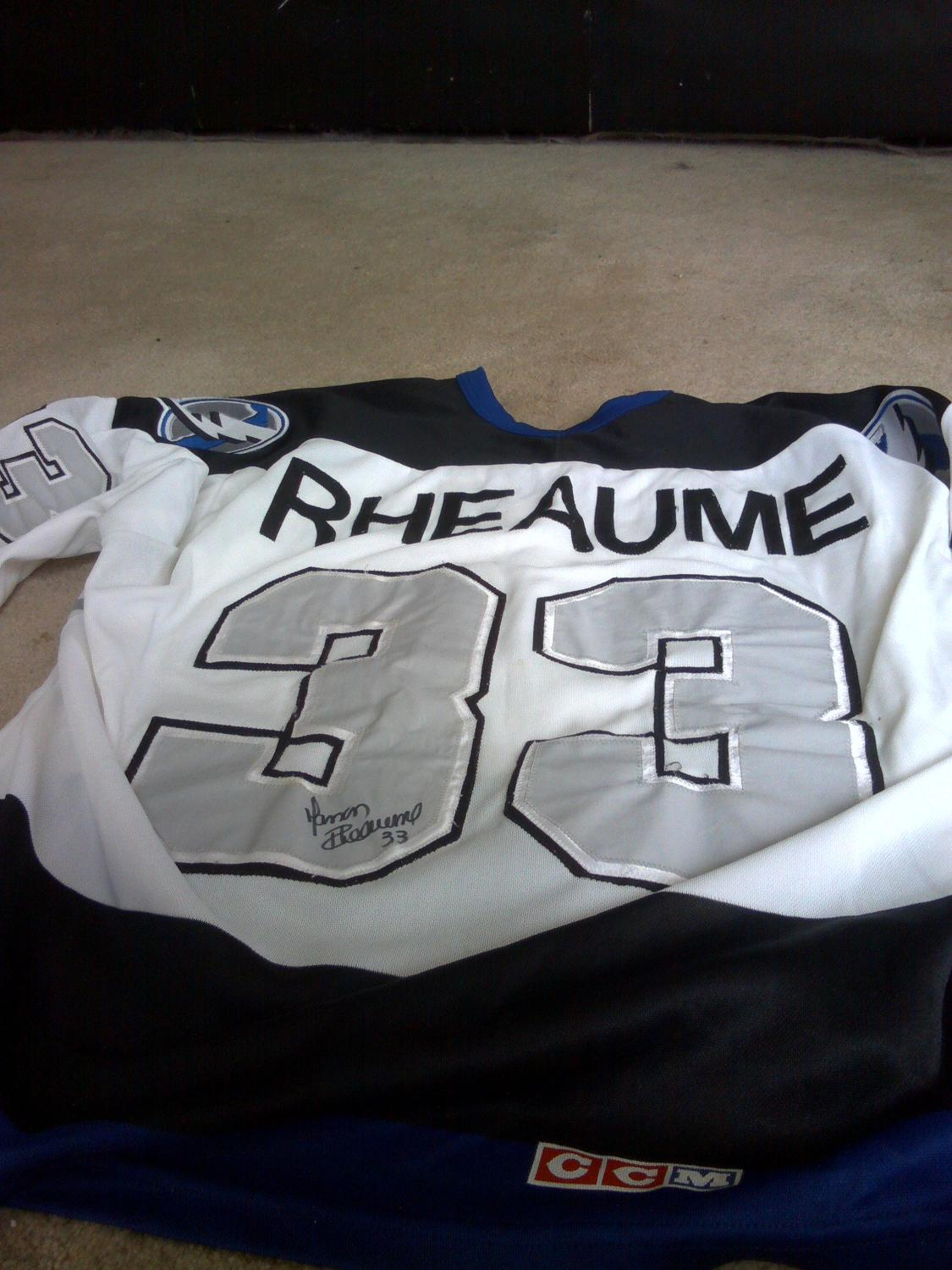 Find more Manon Rheaume Jersey Signed for sale at up to 90% off 96cb1023227