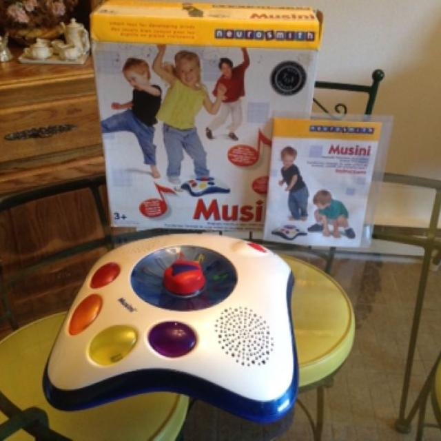 Neurosmith musini musical toy for sale in kissimmee, fl offerup.