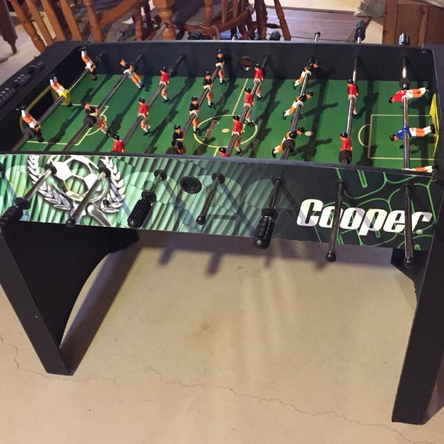Find More Cooper Foosball Table For Sale At Up To Off - Foosball table price