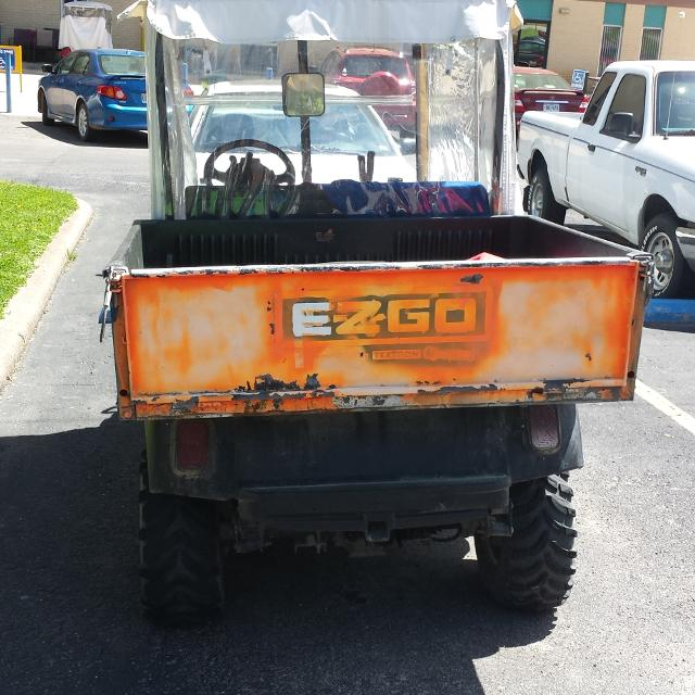 Best 2001 Ez Go Workhorse Gas Powered Golf Cart For Sale In West Plains Missouri For 2020