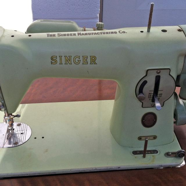 Find More Rare Singer 4040 Mint Green Sewing Machine 40 For Extraordinary Singer Green Sewing Machine