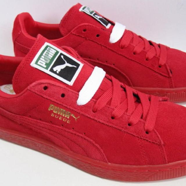 93ceaaecaa19 Best Puma Suede Classic Iced Flame Scarlet for sale in Memphis ...