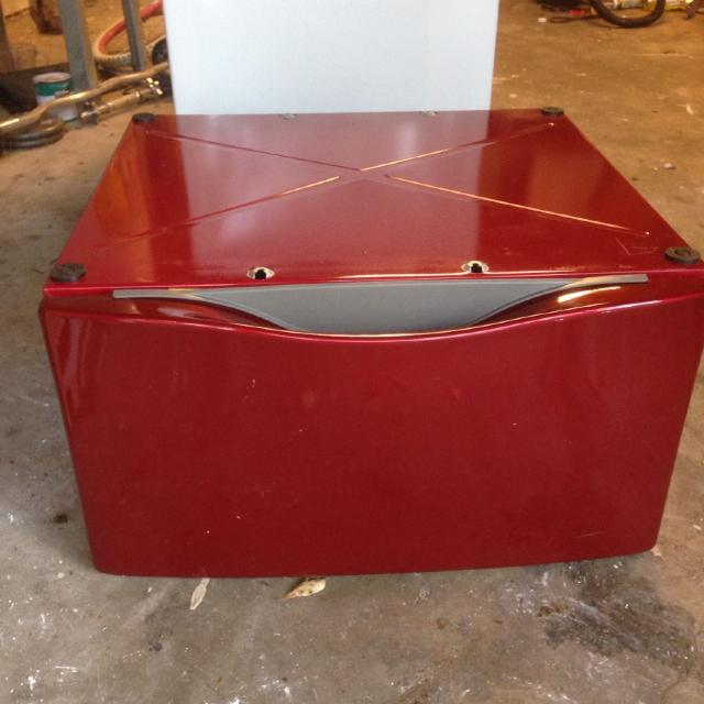 One Pair Pedestal Drawers For Maytag 3000 Series Washer Dryer