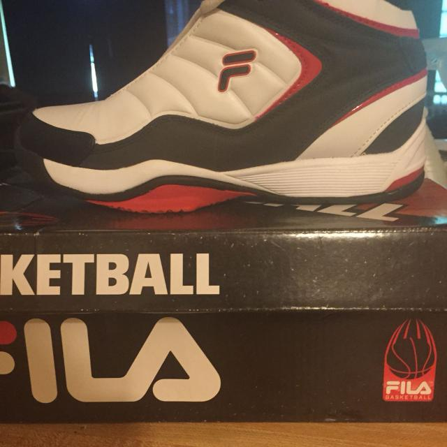 Best Fila Basketball Shoes  brand New Never Worn  original Price 120 for  sale in Mount Dora 1afe2a6542be