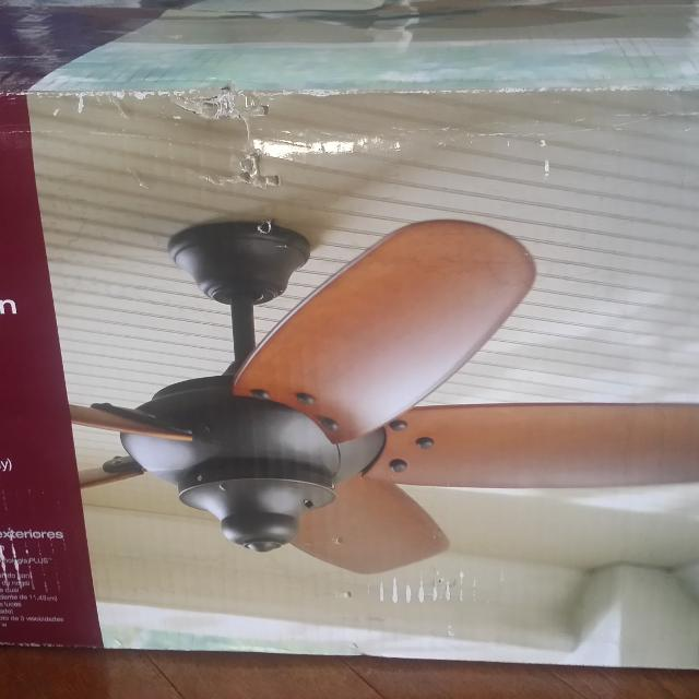 Find more home decorator 60 altura outdoorindoor ceiling fan home decorator 60 altura outdoorindoor ceiling fan brand new in the box mozeypictures Image collections