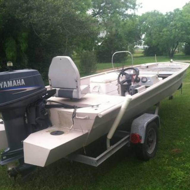 Best 16 Ft Aluminum Boat for sale in Rosenberg, Texas for 2021