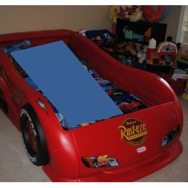 Lightning Mcqueen Little Tikes Bed.Little Tikes Lightning Mcqueen Tiwn Car Bed