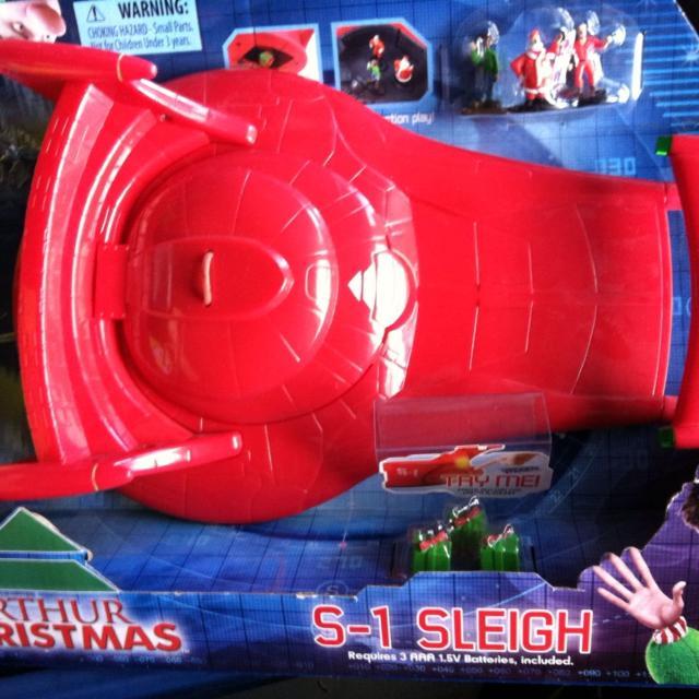 Best Arthur Christmas S1 Sleigh For Sale