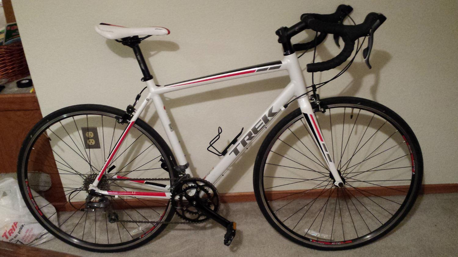 7734e4e0119 Find more Trek 1.1 Ch Road Bicycle for sale at up to 90% off