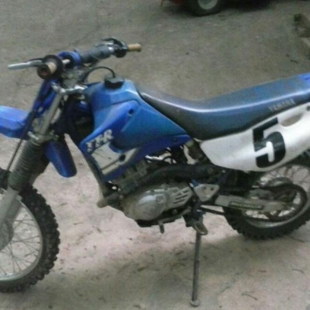 Find More Need Gone 2002 Yamaha Ttr 125 4 Stroke And 2005 Parts