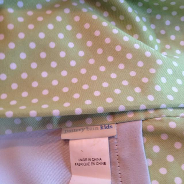 Kids Polka Dot Curtains Find more pottery barn kids green polka dot blackout curtains pottery barn kids green polka dot blackout curtains perfect for a nursery or childs room euc sisterspd