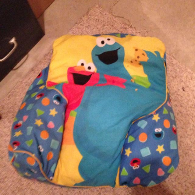 Best Sesame Street Bean Bag Chair For Sale In Quinte West Ontario