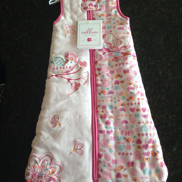 check out d2a68 6a00b 0-6 Month Willow Blossom Baby Sleep Bag