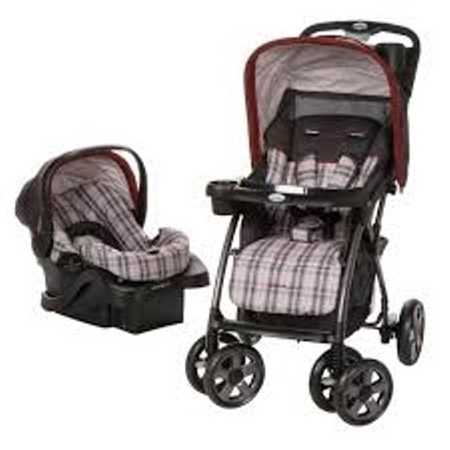 Eddie Bauer Carseat Stroller Fairview Edition
