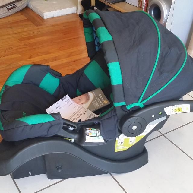 Best Never Been Used! Safety 1st Sail Away Car Seat With Base. for