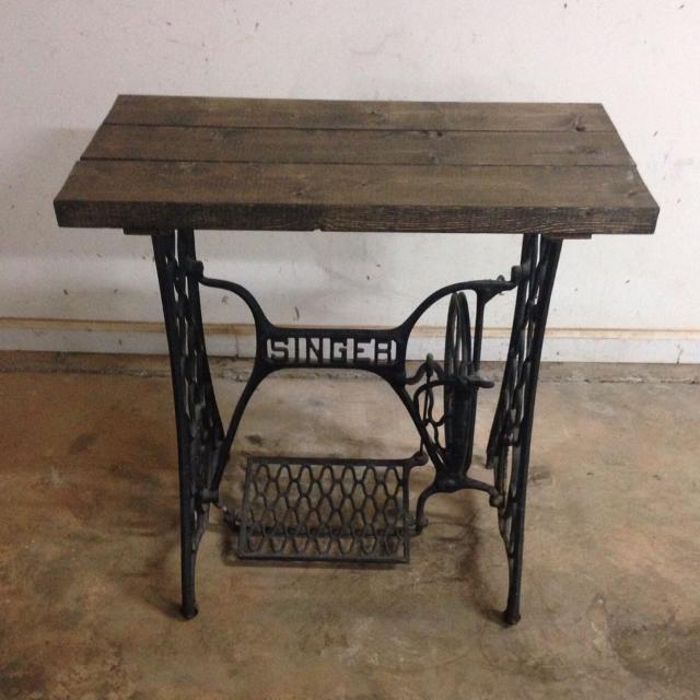 Find more repurposed singer sewing machine table for sale at up to repurposed singer sewing machine table watchthetrailerfo