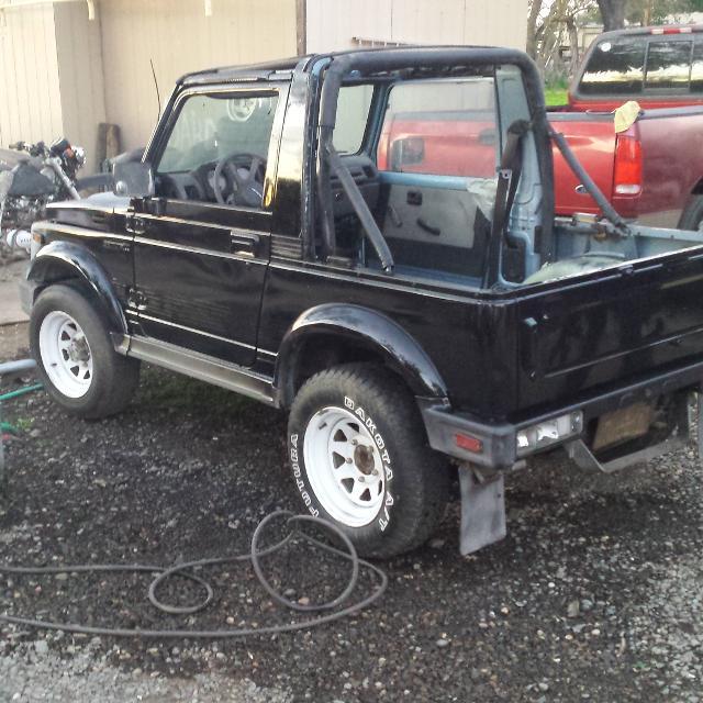 Best 89 Suzuki Samurai (project) for sale in El Dorado County ...