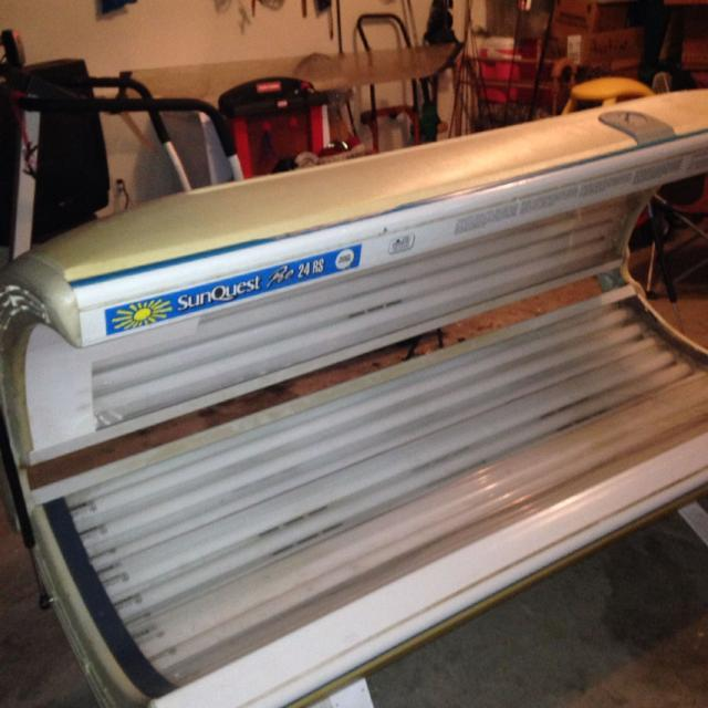 Amazon Stand Up Tanning Bed