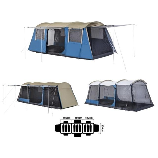 Oztrail Bungalow 9 Dome Tent: Best Oztrail Bungalow 9 Tent For Sale In Gumdale