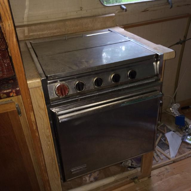 Rv Propane Stove >> Find More Rv Propane Stove From 1969 Airstream Top Burners Work And