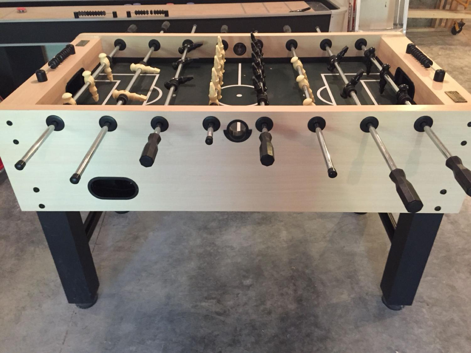 Find More Newcastle Foosball Table For Sale At Up To Off - Newcastle foosball table