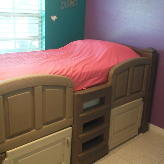 Step 2 Loft Bed With Doors